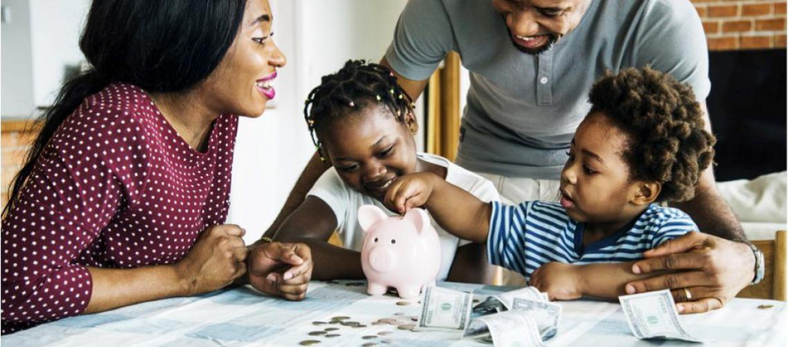 Building Financial Security for Self, Family, and Community